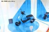 小牛M1智能电动踏板车 都市标准版M1/都市安全版M1 白色 都市版 都市标准版现场图片8