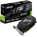 华硕PH-GTX1050TI-4G 1290-1392MHz 4G/7008 MHz GDDR5 PCI-E3.0显卡图片2