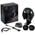 华硕玩家国度ROG 7.1 Centurion 环绕声游戏耳机麦克风 头戴式 电竞 电脑耳机图片2
