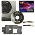 索泰Geforce GTX 1070Ti - 8GD5 玩家力量至尊PGF图片6