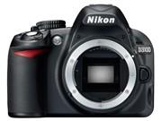 尼康 D3100 单反机身(入门级单反 1420万像素 3英寸液晶屏 3张/秒)外观图片1