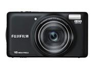 富士 T410 数码相机 黑色(1600万像素 3英寸液晶屏 10倍光学变焦 28mm广角)精品外观图片2