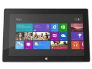 微软 Surface RT 10.6英寸平板电脑(NVIDIA Tegra3/2G/32G/1366×768/Windows RT/黑色)精品外观图片1