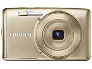 富士 JX710 数码相机 金色(1600万像素 2.7英寸液晶屏 5倍光学变焦 26mm广角)图片14
