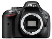 尼康 D5200 单反机身(入门级单反 2410万像素 3英寸翻转屏 连拍5张/秒)外观图片13