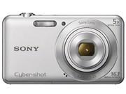 索尼 W710 数码相机 银色(1610万像素 2.7英寸屏 5倍光学变焦 28mm广角)图片4