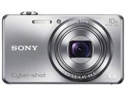 索尼 WX200 数码相机 银色(1820万像素 2.7英寸液晶屏 10倍光学变焦 25mm广角)图片4
