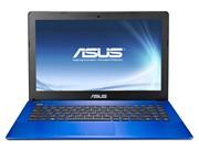 华硕 A450CC 14英寸笔记本(赛扬1007U/4G/500G/GT720M/DOS/蓝色)图片1