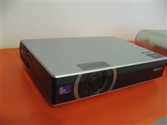 超薄的诱惑!索尼便携投影机仅售8999