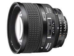 尼康AF 85mm f/1.4D镜头