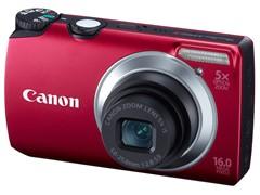 佳能A3300IS数码相机