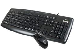 稳重实用 明基BV300键鼠套装售价99元