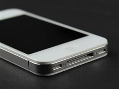 苹果iPhone4 8G联通3G手机(白色)WCDMA/GSM非合约机手机