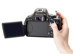 佳能600D套机(18-55mm 55-250mm)数码相机