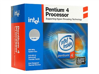Intel Pentium 4 3.0GHz(盒)