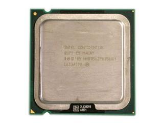 Intel酷睿2四核 Q6600(散)