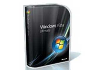 微软Windows Vista中文旗舰版