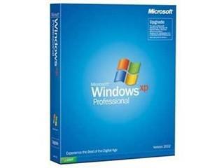 微软Windows XP Professional COEM(中文版)