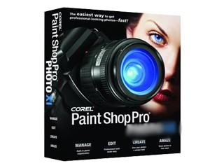 CorelDraw Paint Shop Pro