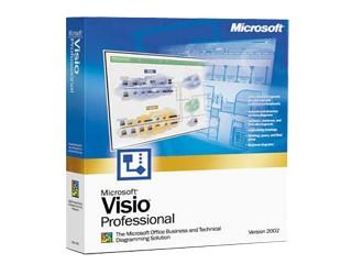 微软Visio 英文专业版