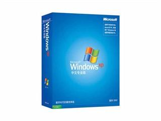 微软Windows xp coem(中文专业版)