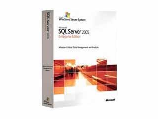 微软SQL Server 2005 中文标准版(15用户)