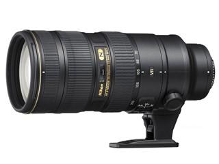 尼康AF-S 70-200mm f/2.8G ED VR II
