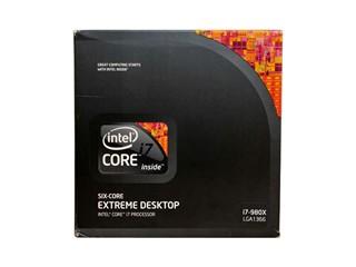 Intel酷睿 i7 980X(盒)