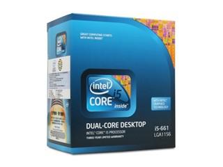Intel酷睿 i5 661(盒)