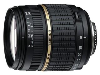 腾龙AF 18-200mm f/3.5-6.3 XR Di II LD MACRO(A14)佳能卡口