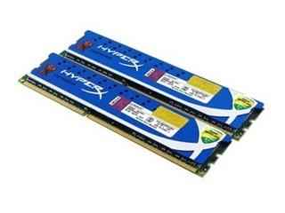 金士顿骇客神条 DDR3 1600 8G(KHX1600C9D3K2/8GX)