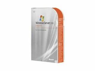 微软Windows 2008 Server 中文标准版(5用户)