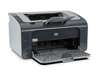 惠普LaserJet Pro P1106(CE653A)