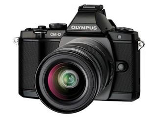 奥林巴斯E-M5 黑色