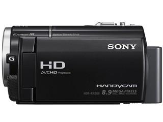 索尼HDR-XR260E