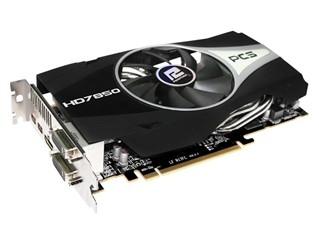 迪兰HD7850 酷能+ 2G