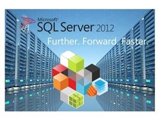 微软SQL Server 2012 OLP NL 标准版(4核CPU)