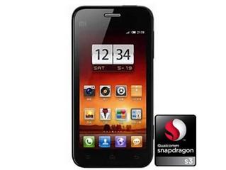 小米M1 3G手机(黑色)WCDMA/GSM