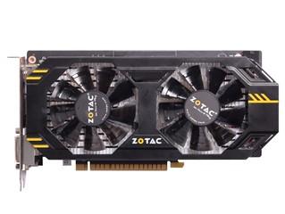 索泰GTX650Ti-1GD5 霹雳版 HA