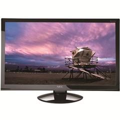 NEC网神 VE2701XG 27英寸宽屏LED背光显示器 (黑色)