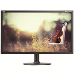 NEC世爵 EX231WP 23英寸宽屏PVA WLED背光显示器 (黑色)