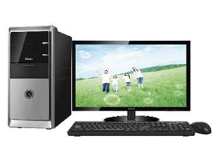 海尔极光D1-C136e 19.5英寸台式机(双核D2550/2G/500G/集成显卡/Linux)