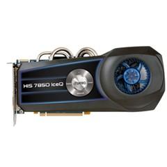 HIS7850 IceQ 2GB 860/4800MHz 2G/256bit GDDR5显卡