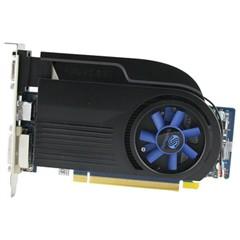 蓝宝石HD6450 2G GDDR3 黄金版 625/1334MHz 2GB/64位 GDDR3 PCI-E 显卡