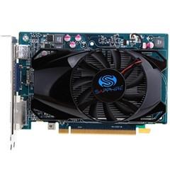 蓝宝石HD6570 1G GDDR5 至尊版 650/4000MHz 1G/128位 DDR5 PCI-E 显卡