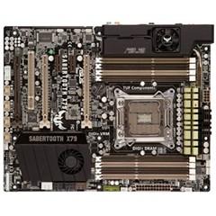 华硕Sabertooth X79主板(Intel X79/LGA 2011)