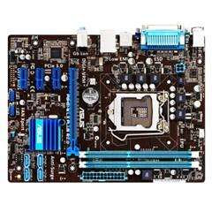 华硕P8H61-M LX PLUS R2.0 主板(Intel H61/LGA1155)