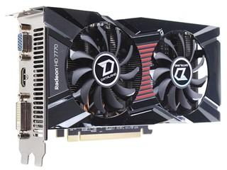 迪兰HD7770 酷能+ 1G DC(支持UEFI BIOS)
