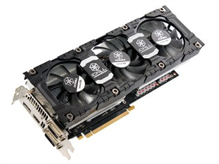 映众(Inno3D)GTX760冰龙超级版 ICHILL 1060/6200MHz 2GB/256Bit GDDR5 PCI-E显卡