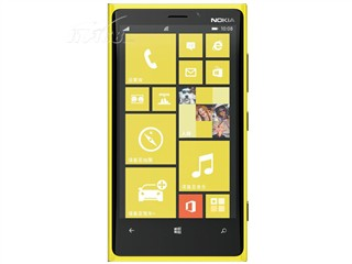 诺基亚 Lumia 920 联通3G手机(黄色)WCDMA/GSM非合约机